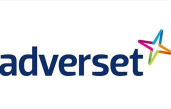 An image of Adverset Logo