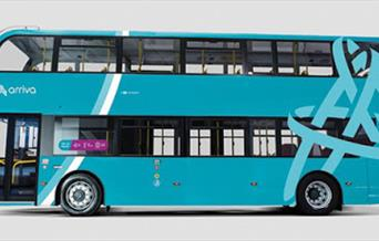 Image of an Arriva Bus