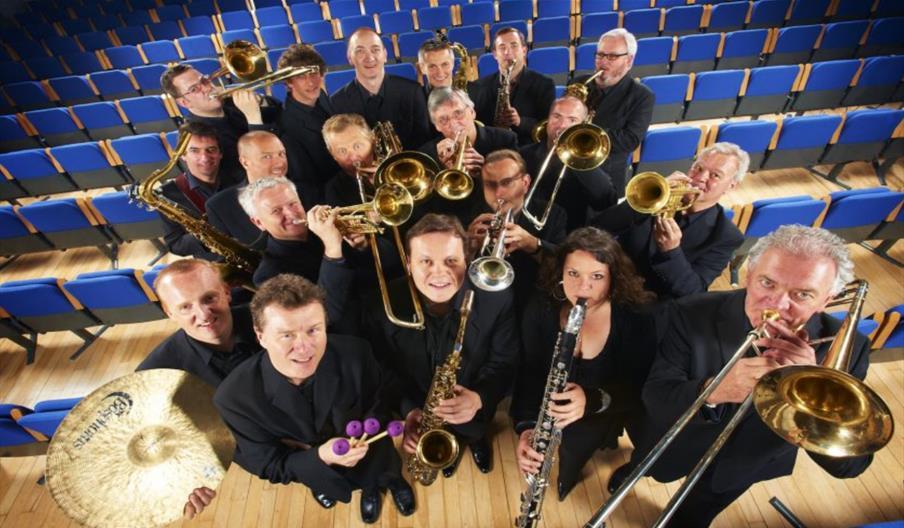 BBC Big Band & Tina May