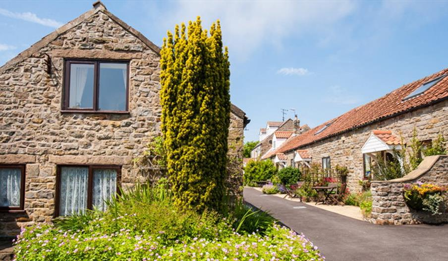 image of gowland farm cottages