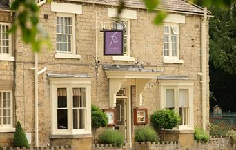 An image of The Feversham Arms Hotel