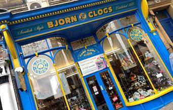 Bjorn Clogs Ltd