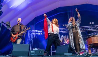 Meat Loud - UKs Premier Tribute to Meat Loaf