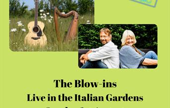 The Blow-ins Live in the Italian Gardens