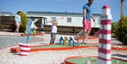 Blue Dolphin Holiday Park - Touring