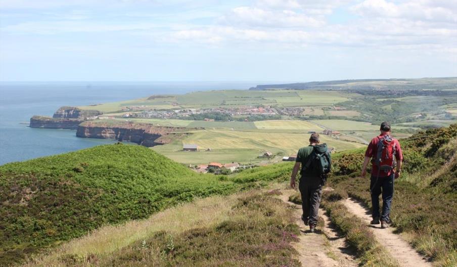 St. Hilda's Way Walk