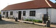 An image of North End Farm Piglet Cottage