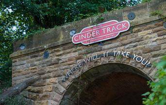 Cinder Track Tunnel Whitby