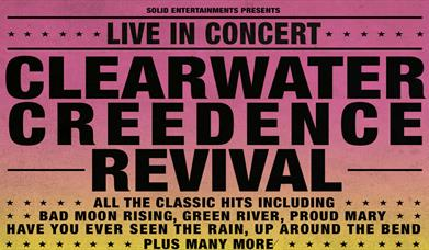 Clearwater Creedence Revival (+ Support from The Songs of James Taylor)
