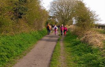 Cinder Track at Cloughton