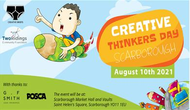Creative Thinkers Day - Scarborough!