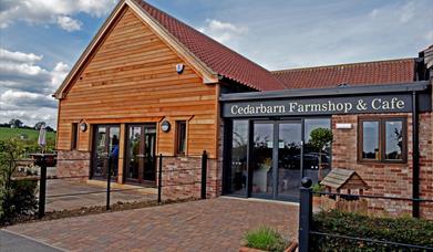 An image of Cedarbarn Farm Shop & Cafe