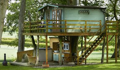 Dale Farm Treehouse