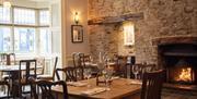 The Black Swan Pickering - Dining Room