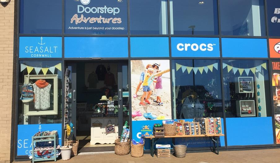 An image of the exterior of Doorstep Adventures, North Bay