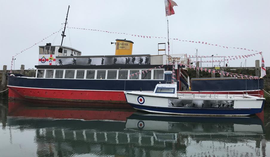 An image of Dunkirk Little Ship- Regal Lady