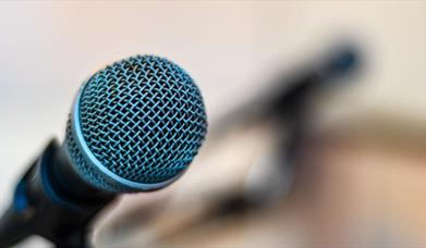 Two microphones