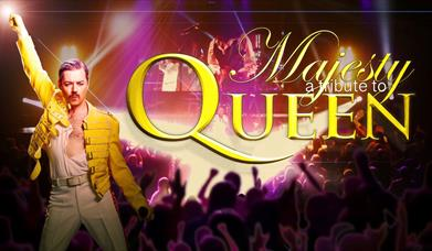 Majesty – A tribute to Queen