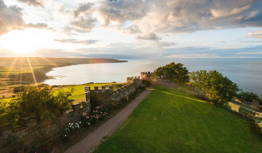 An image of Raven Hall Country House Hotel