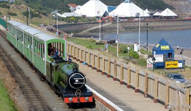 North Bay Heritage Railway, Sky Trail & Historic Water Chute