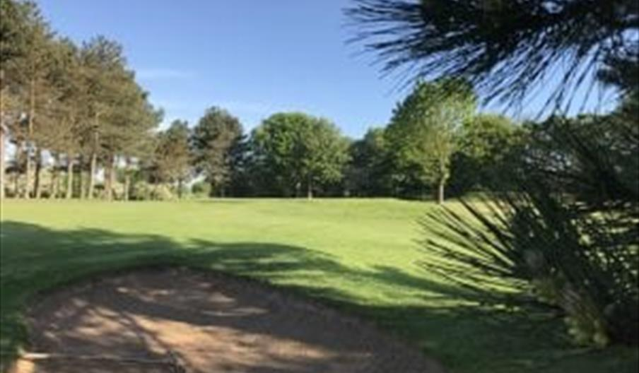 Scarborough Open Golf Week