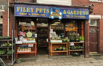 An image of Filey Pets & Gardens
