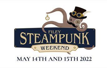 Filey Steampunk Weekend 2022
