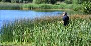 North Yorkshire Water Park - Fishing