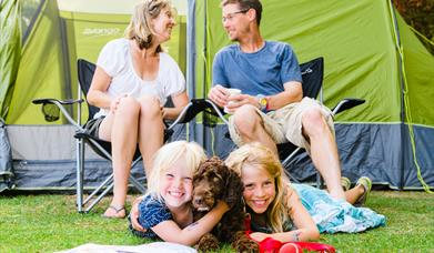 Flower of May Holiday Park - Camping