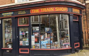 Train Shop