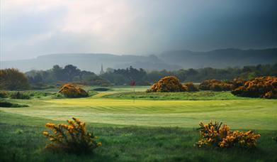An image of Ganton Golf Club