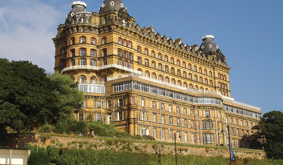 An image of The Grand Hotel Scarborough