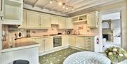 Image of grosmont house kitchen