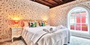 image of grosmont house bedroom