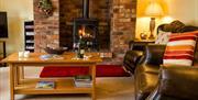 Humble Bee Cottage - Lounge