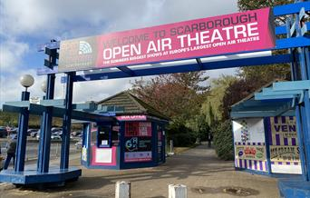 An Image of the Open Air Theatre Box Office