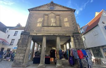 An image of Whitby Market Square