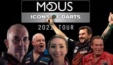 Icons of Darts