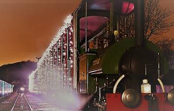 North Bay Railway Christmas Illumination