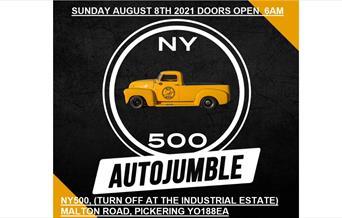 NY500 Autojumble