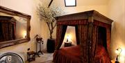 An image of a bedroom at The Stables at Cross Butts