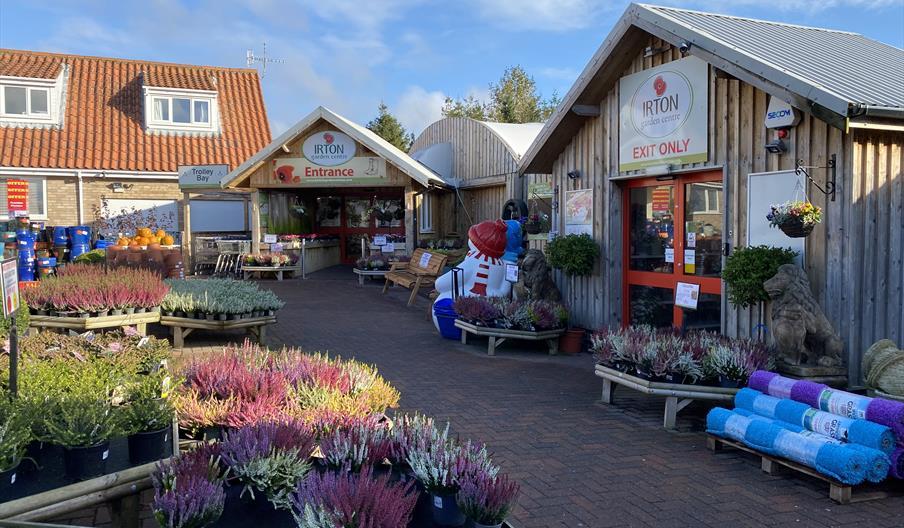 An image of Irton Garden Centre