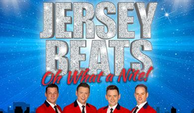 The Jersey Beats-Oh What A Nite