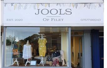 An image of Jools Filey