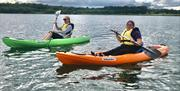 North Yorkshire Water Park - Canoes
