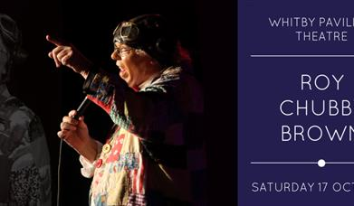 Roy Chubby Brown *New Date*