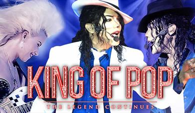 King Of Pop: The Legend Continues – Starring Navi & Jennifer Batten