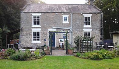 Lowther House Tea Gardens