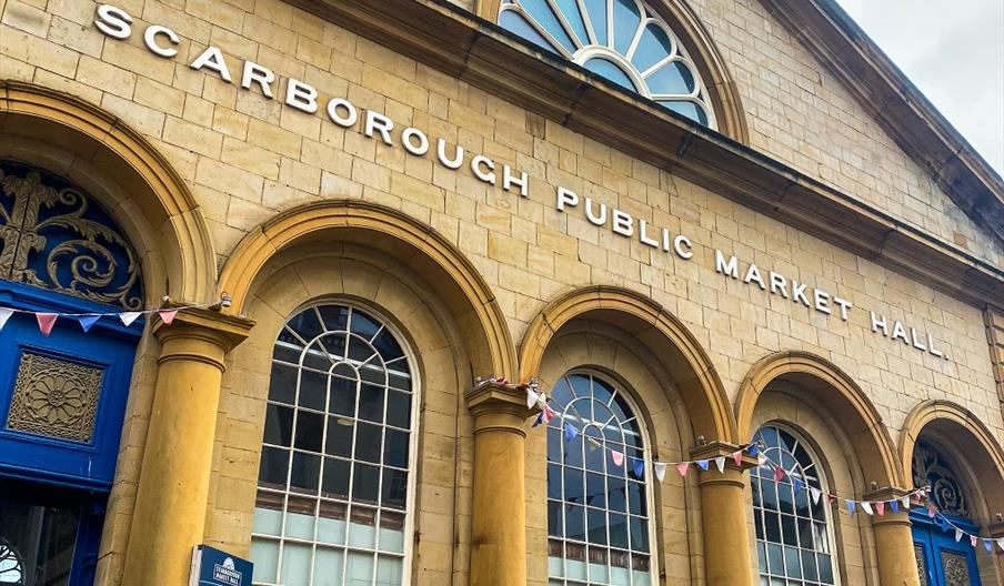 An Image of Scarborough Market Hall