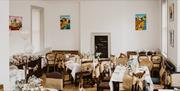 image of chapel house dining room